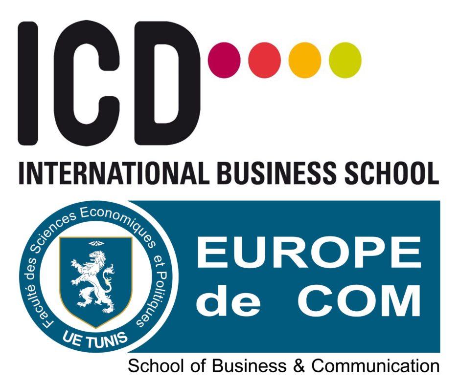 a226502e882063 Partenariat entre l Europe de Com Tunis et l ICD Business School Paris,  Shanghai et Dublin